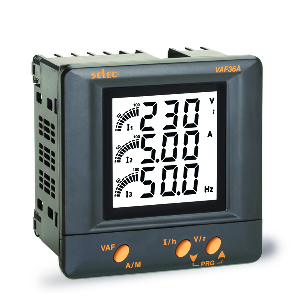 SELEC VAF meter – digitalt VAF36A