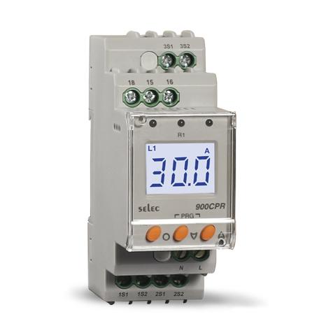 Selec relæ 900CPR-3-1-BL