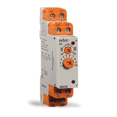 SELEC analog timer 600SD